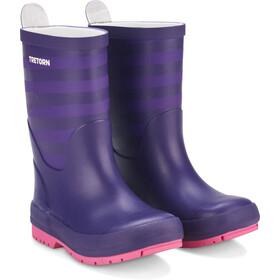 Tretorn Gränna Rubber Boots Barn purple